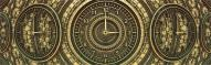Ancient Clock Banner