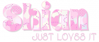 Shian, PERSONAL, PINK, HEARTS, TEXT