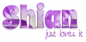Shian just loves it, TEXT, LAVENDER, FLOWERS, PERSONAL