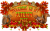 Welcome to my Autumn page