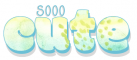 Sooo Cute, GG RELATED, TURQUOISE, TEXT, YELLOW, ABSTRACT