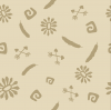 TAN BACKGROUND WITH NAVAHO DESIGNS