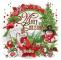 ChristmasSnowmen~Belle