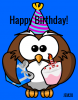Owl Birthday