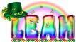 Leah St. Patrick's day