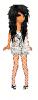 Girl Doll White Dress