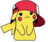 Pikachu With A Cap