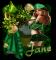 St Patty's Girl - Jane
