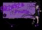 purple profile art