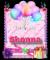 Happy Birthday - Shonna