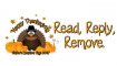 Read, Reply, Remove ~ Thanksgiving